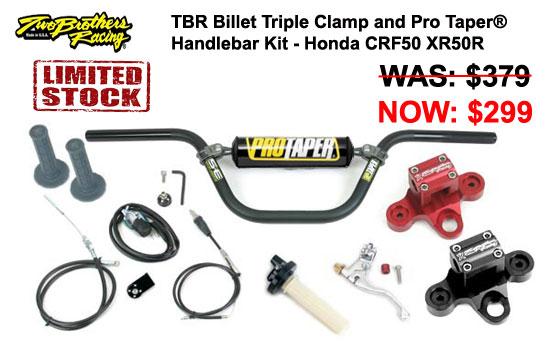 TBR handlebar kit Special Offer