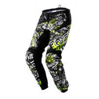 O'NEAL Element Attack Black / Hi-Viz Pant