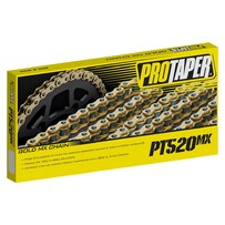 Pro Taper 520MX Gold Chain, 120L CRF250 YZ250 YZ125 CR250