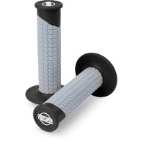 Pro Taper Clamp On Grips - Pillow Top Black/Grey