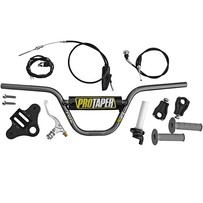 Pro Taper Mini Bike Handlebar Kit - HONDA CRF50 XR50 - Black