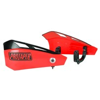 Pro Taper Brush Guard Kit (Red)