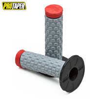 Pro Taper MX Pillow Top Grips, Tri-Density (Red)