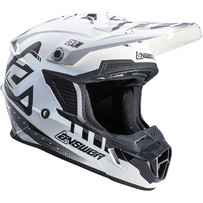 Answer 2018 AR-1 Helmet Black / White