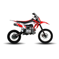 DHZ OUTLAW125EL, Electric Start, Large Wheel