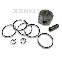 52.5mm Piston Kit, 14mm Piston Pin, Lifan 125cc Engine
