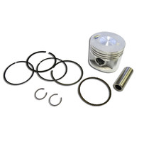 55mm Piston Kit, 15mm Piston Pin, Lifan 140cc Engine