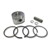 52.5mm Piston Kit, 13mm Piston Pin, Lifan 110cc Engine