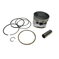 56mm Piston Kit, 13mm Piston Pin, ZhongShen 140cc, YX 140cc Engine