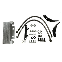 HD Radioator Oil Cooler Kit