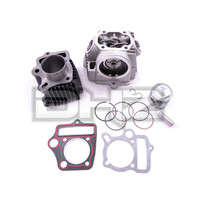 Complete XJR 50cc Upgrade to 70cc Race Head Bore Kit Combo