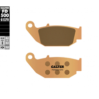 Galfer® FD500G1370 - 1370 Series Rear HH Sintered Compound Brake Pads