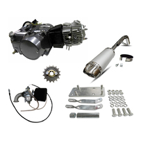 Honda Postie CT110 LF110 Semi-Auto Engine Conversion Kit