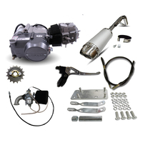 Honda Postie CT110 LF125 Semi-Auto Engine Conversion Kit