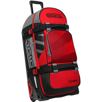OGIO Rig 9800 Red/Hub (Wheeled) Gear Bag