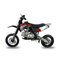 PitsterPRO LXR190, Daytona Anima 190FDX Engine, Nitro Circus Edition