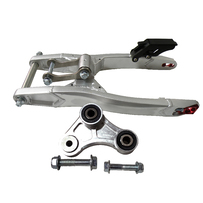 DHZ Outlaw160LR  Alloy Swingarm, with Linkage System and Chain Guide