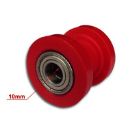 HD Red Nylon Chain Roller
