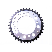 37T Stealthy Style Two Piece Rear Sprocket #420 CHAIN PITCH