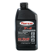Torco T-4 4-Stroke Motor Mineral Oil SAE 10W40, Made In USA