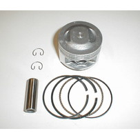 52mm Piston Kit, Race Head Big Valve