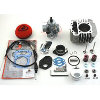 TB CRF110 132cc 55mm Big Bore with Big Valve Kit and Carb Kit