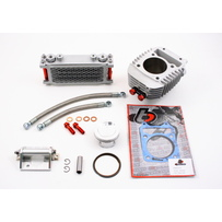 TB Parts Grom 186cc Big Bore and Oil Cooler Kit - Grom MX125