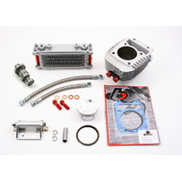 TB Parts Grom 186cc Big Bore, Oil Cooler and Performance Camshaft Kit - Grom MX125