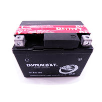 DHZ 12V 4A Gel Battery