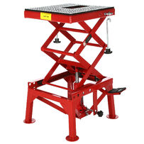 300lbs Dirt Bike Heavy Duty Hydraulic Scissor Repair Lift