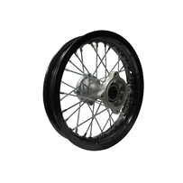 "Alloy 12"" Rear Rim 1.85 wide, 15mm Axle Hub"