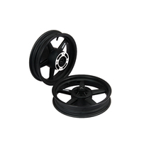 DHZ Motard Pro Billet Tubeless Wheel