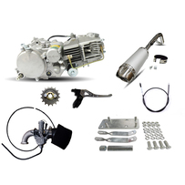 Honda Postie CT110 150 Engine Conversion Kit