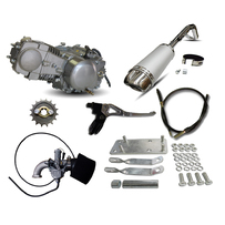Honda Postie CT110 140 Engine Conversion Kit