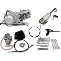 Honda Postie CT110 190 Engine  Conversion Kit, Electric Start, 5 Speed