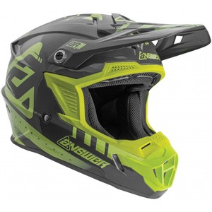 Answer 2018 AR-1 Helmet Acid / Grey (Adult, XS)