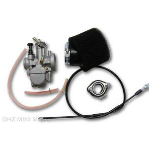 OKO PWK 30mm Flat Slide Race Carburettor Kit