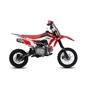 ALL-NEW 2018 DHZ OUTLAW125E, Electric Start