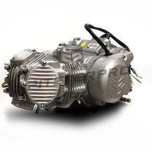 PitsterPro z160 HO Engine, 6 Plate HD Clutch, Rotor Kit, Support Lighting