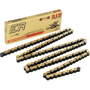 DID Super Non-O-Ring 420NZ3 SDH 120RB Chain (Gold/Black)