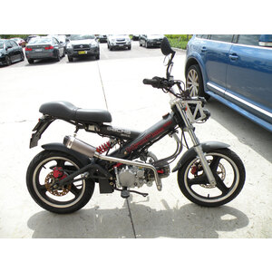 MadAss Electric Start 190cc Engine Conversion Kit