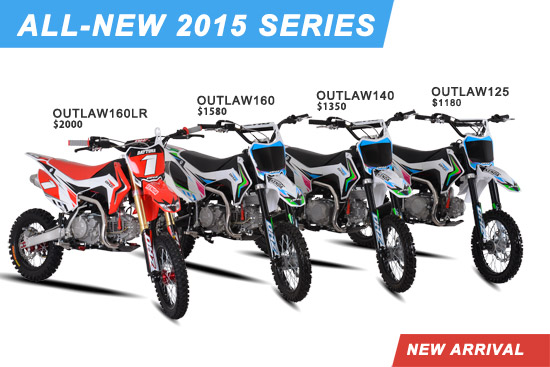 2015 Outlaw Seriers