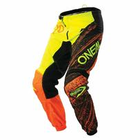 O'NEAL 2018 Element Attack Black / Hi-Viz / Orange Pant
