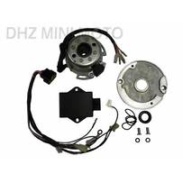Racing Outer Rotor Kit, Adjust Timing, Semi-Digi CDI, Harness