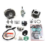 TB Race Head, 88cc Bore and 20mm Carb Kit - K0-81 Models